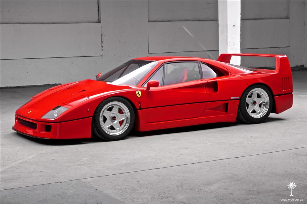 ferrari f40 windsor great cars. Black Bedroom Furniture Sets. Home Design Ideas