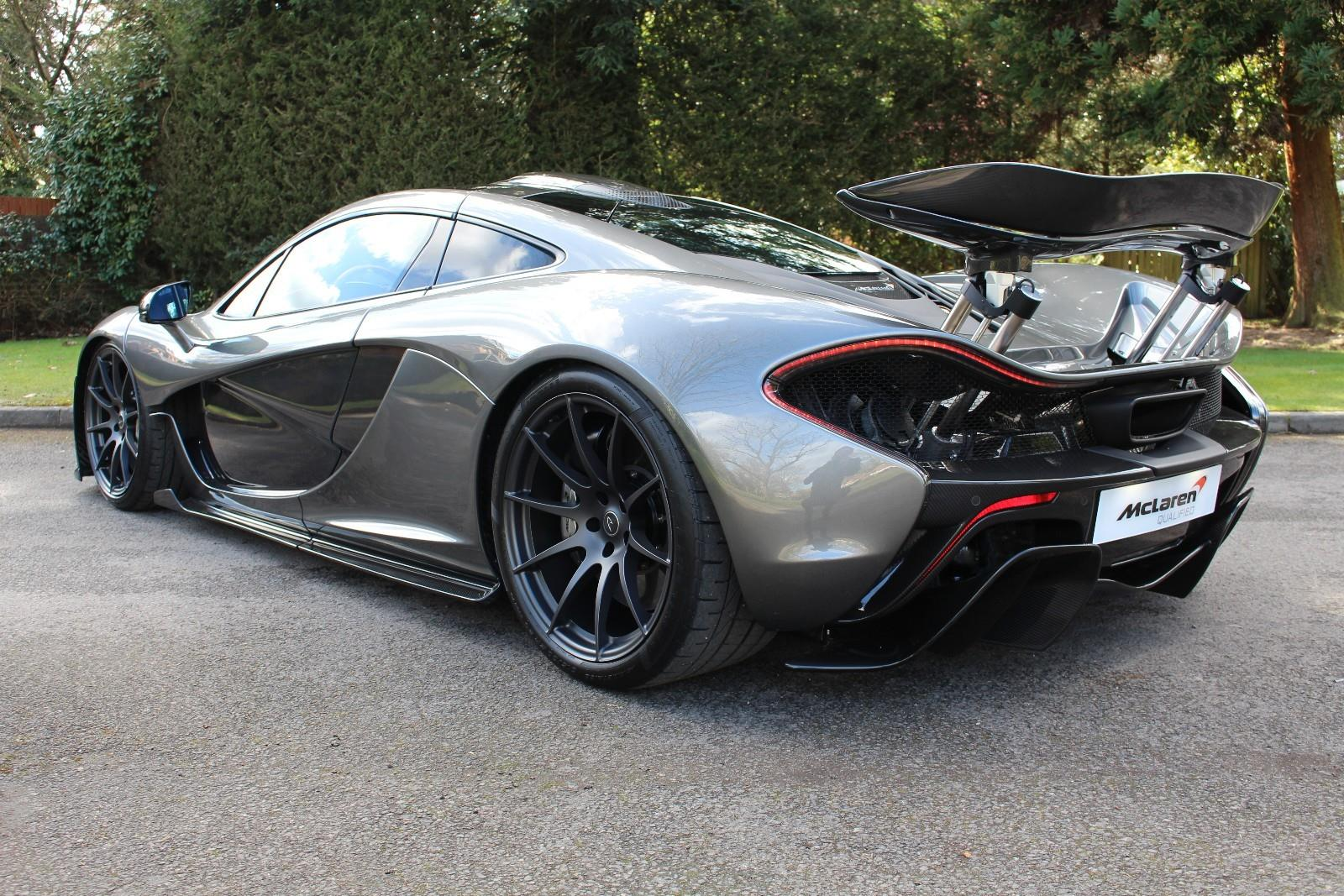Mclaren P1 - Windsor Great Cars