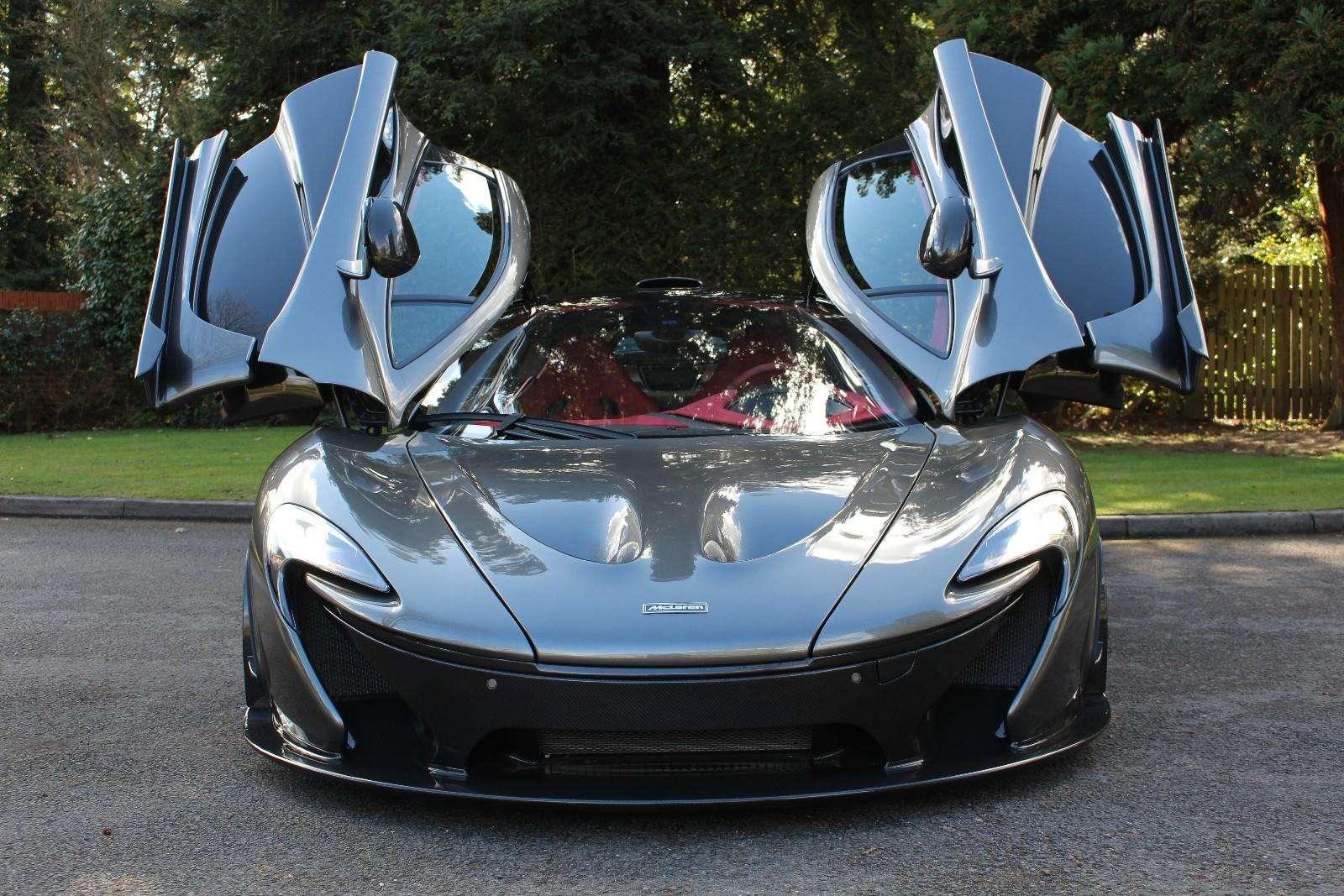Mclaren P1 - Windsor Great Cars